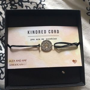 """You are my sunshine"" kindred cord Alex and Ani"